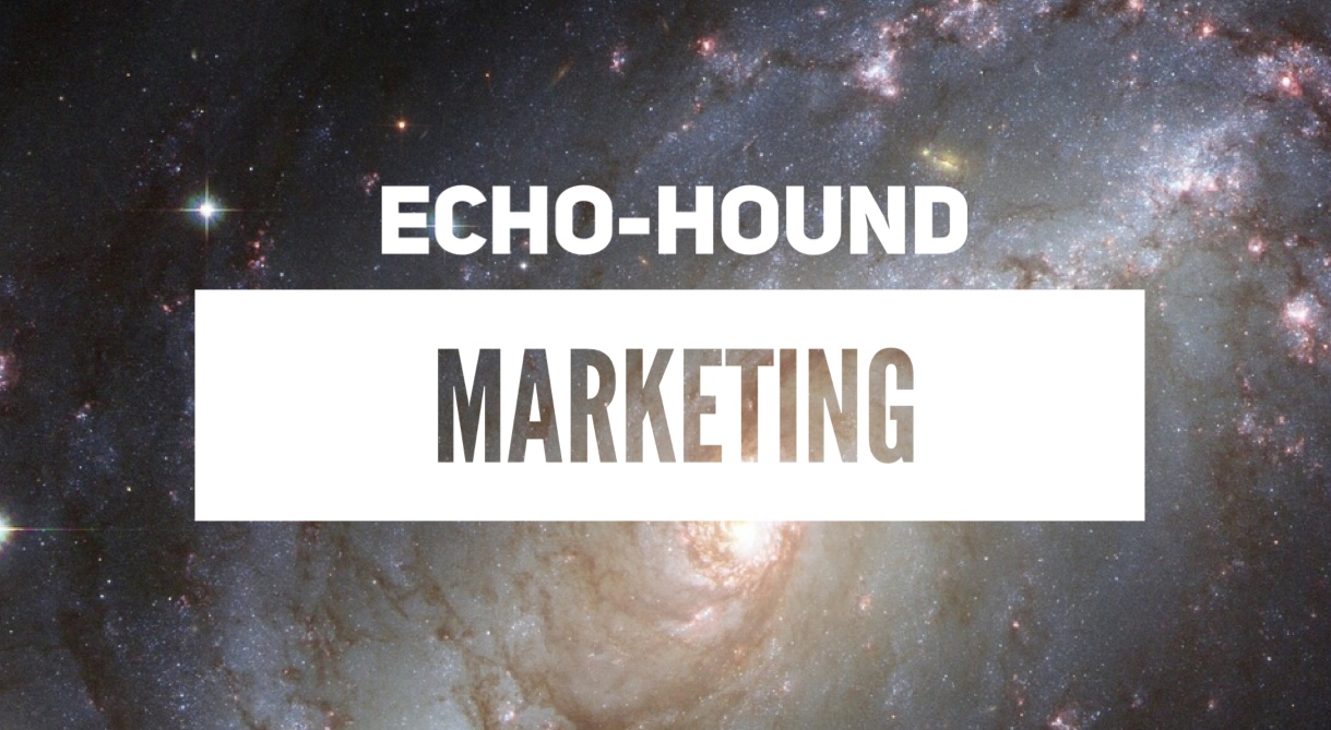 Logo of Echo-Hound Marketing hiring for jobs in Singapore on GrabJobs