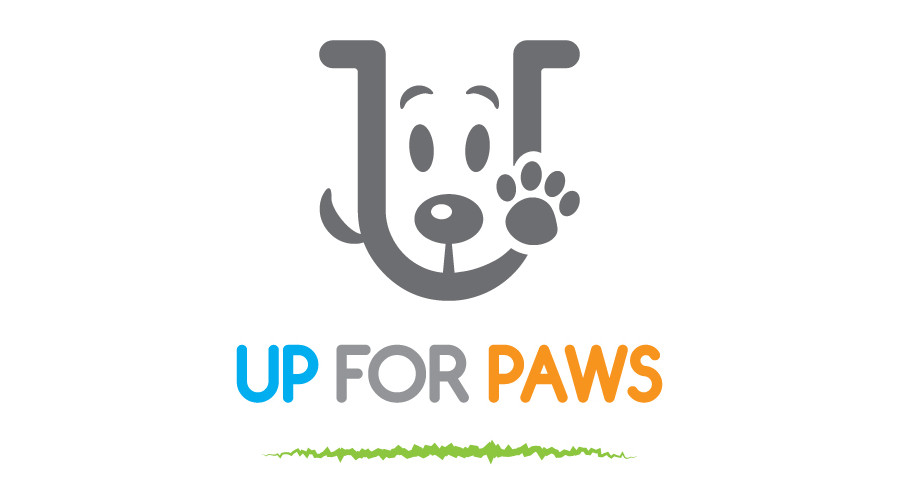 Logo of Up For Paws Dog Daycare hiring for jobs in Singapore on GrabJobs