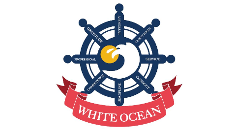 Logo of White Ocean Branch hiring for jobs in Singapore on GrabJobs