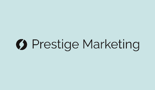 Logo of Prestige Marketing hiring for jobs in Singapore on GrabJobs