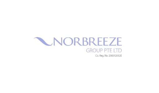 Logo of Norbreeze Group hiring for jobs in Singapore on GrabJobs