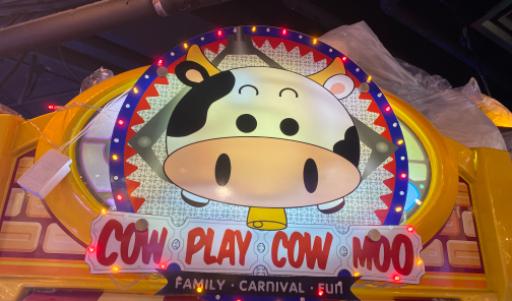 Cow Play Cow Moo