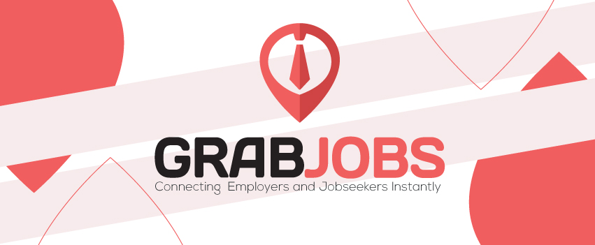 Logo of GrabJobs  hiring for jobs in Myanmar on GrabJobs
