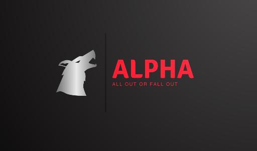 Logo of Alpha hiring for jobs in Singapore on GrabJobs