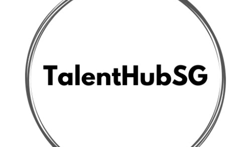 Logo of TalentHubSG hiring for jobs in Singapore on GrabJobs