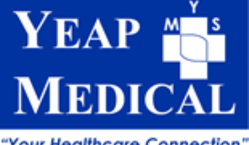 Logo of Yeap Medical Supplies Pte Ltd hiring for jobs in Singapore on GrabJobs
