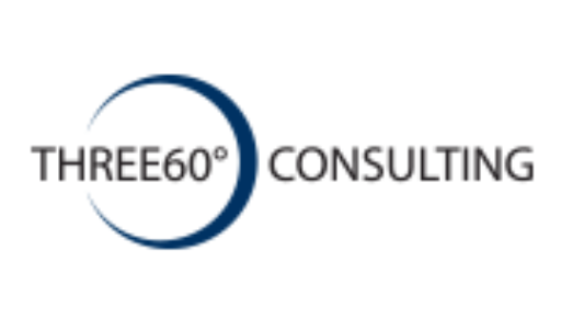 Logo of Three60° Consulting hiring for jobs in Singapore on GrabJobs