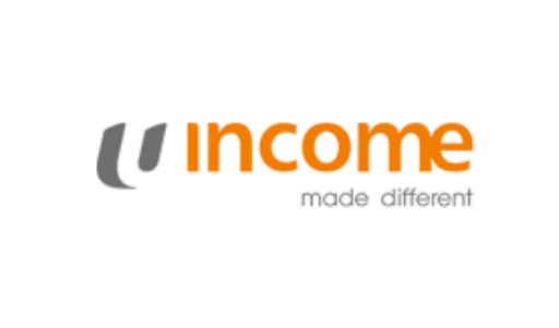 Logo of NTUC Income hiring for jobs in Singapore on GrabJobs