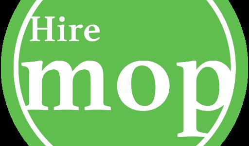 Logo of Hiremop Pte Ltd hiring for jobs in Singapore on GrabJobs