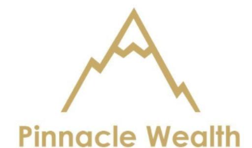 Logo of Pinnacle Wealth Group hiring for jobs in Singapore on GrabJobs