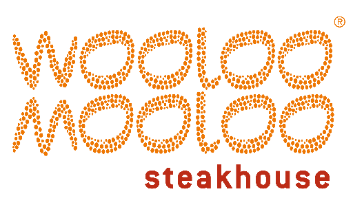 Logo of Wooloomooloo Steakhouse hiring for jobs in Singapore on GrabJobs