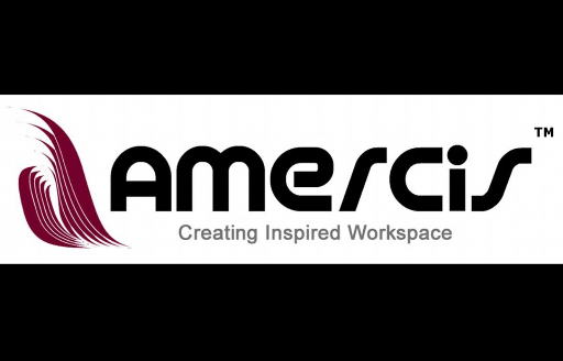 Logo of Amercis Office Furniture LLP  hiring for jobs in Singapore on GrabJobs