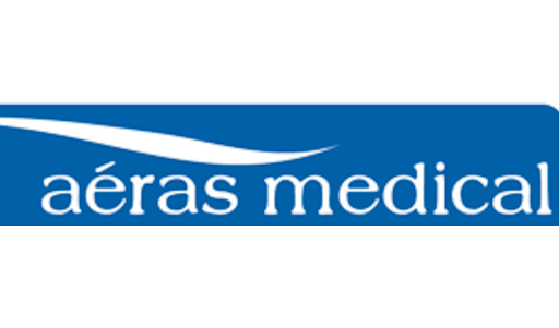 Logo of Aeras Medical Pte Ltd hiring for jobs in Singapore on GrabJobs