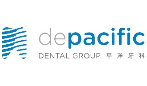 Logo of De Pacific Dental Group (Pasir Ris) Pte Ltd hiring for jobs in Singapore on GrabJobs