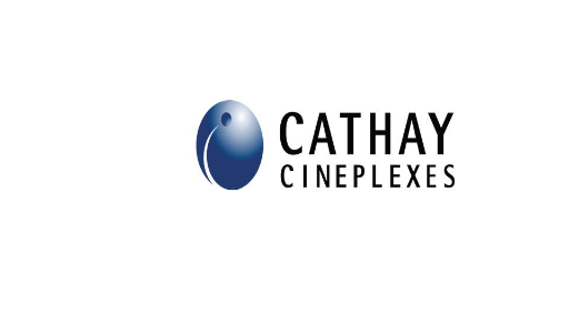 Logo of Cathay Cineplexes Pte Ltd hiring for jobs in Singapore on GrabJobs