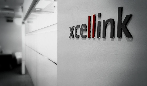 Logo of Xcellink Pte Ltd hiring for jobs in Singapore on GrabJobs