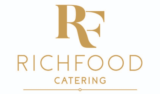 Logo of RichFood Catering Pte Ltd hiring for jobs in Singapore on GrabJobs