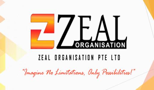 Logo of Zeal Organisation hiring for jobs in Singapore on GrabJobs