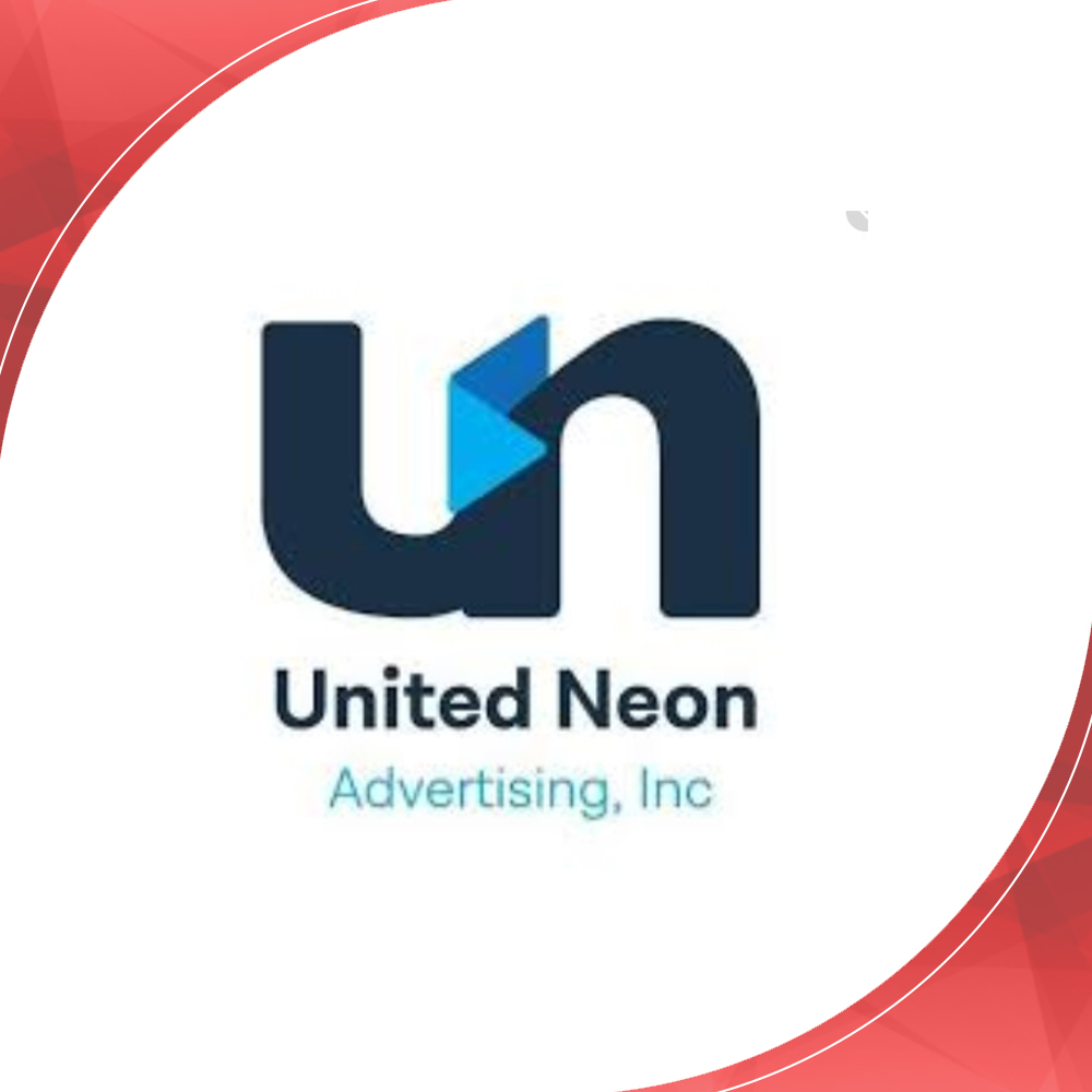 Logo of United Neon Advertising  hiring for jobs in Philippines on GrabJobs