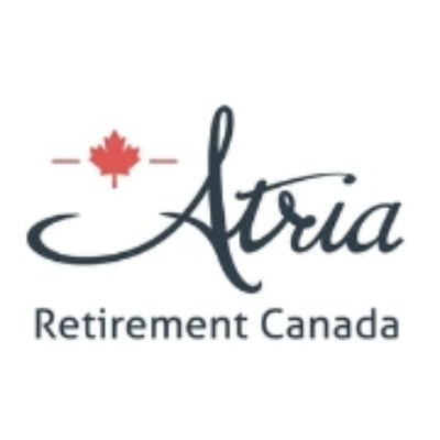 Logo of Atria Retirement Canada hiring for jobs in Canada on GrabJobs
