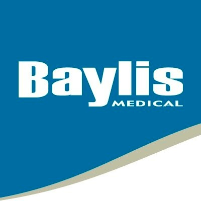 Logo of Baylis Medical hiring for jobs in Canada on GrabJobs