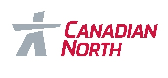 Logo of Canadian North hiring for jobs in Canada on GrabJobs