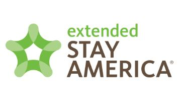Logo of Extended Stay America hiring for jobs in US on GrabJobs