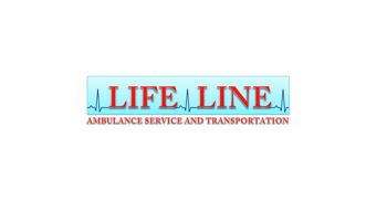 Logo of Life Line Ambulance Service And Transportation hiring for jobs in Singapore on GrabJobs