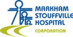 Logo of Markham Stouffville Hospital hiring for jobs in Canada on GrabJobs