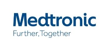 Logo of Medtronic hiring for jobs in Canada on GrabJobs