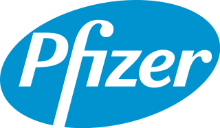 Logo of Pfizer hiring for jobs in Philippines on GrabJobs