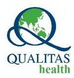 Logo of Qualitas Medical Group Sdn Bhd hiring for jobs in Malaysia on GrabJobs