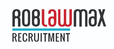 Logo of Roblawmax Recruitment hiring for jobs in New Zealand on GrabJobs