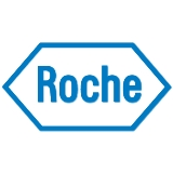 Logo of Roche hiring for jobs in Philippines on GrabJobs