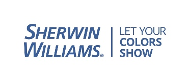 Logo of Sherwin-Williams hiring for jobs in Canada on GrabJobs