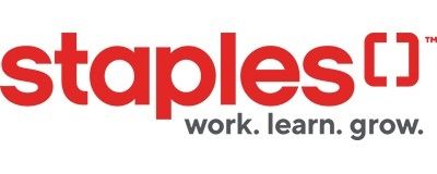 Logo of Staples Canada hiring for jobs in Canada on GrabJobs