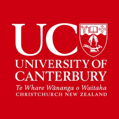Logo of University Of Canterbury hiring for jobs in New Zealand on GrabJobs