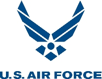 Logo of Us Department Of The Air Force hiring for jobs in US on GrabJobs