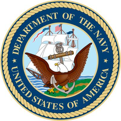 Logo of Us Department Of The Navy hiring for jobs in Bahrain on GrabJobs