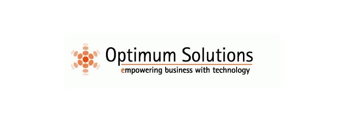 Logo of OPTIMUM SOLUTIONS (SINGAPORE) PTE LTD hiring for jobs in Singapore on GrabJobs
