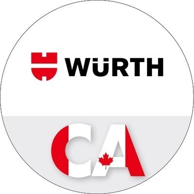 Logo of Wurth Canada Limited hiring for jobs in Canada on GrabJobs